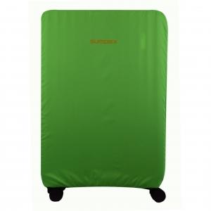 Чехол для чемодана L (средний салатовый)